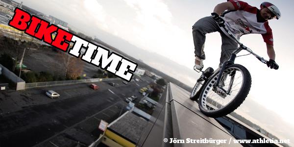 BikeTime - Header