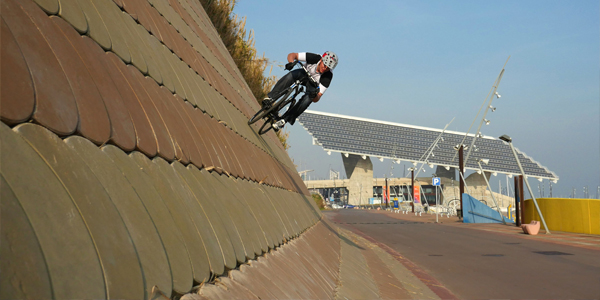 Road Bike Parkour 2 - Bild 1
