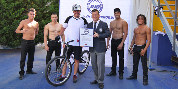 Weltrekord 2 Bikeshow